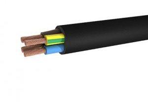Гибкий и сварочный кабель