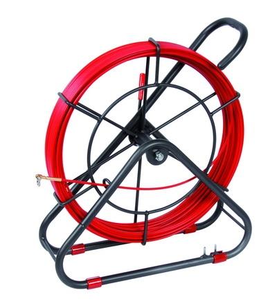 Кабельные чулки и устройства закладки кабеля