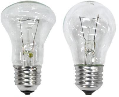 Лампы накаливания (ЛОН)
