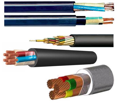 Марки кабеля