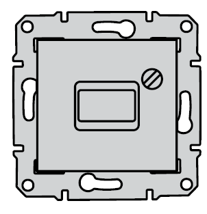 Схема механизма ИК датчика 320Вт , цвет титан, Sedna, Schneider Electric