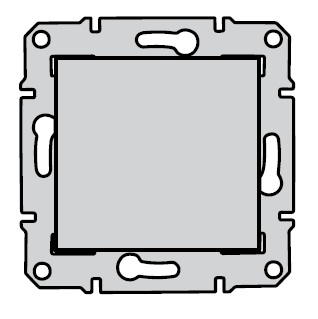 Схема механизма заглушки Sedna, Schneider Electric