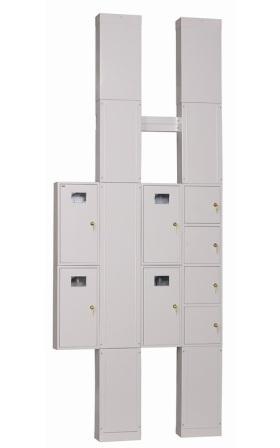 Корпус металлический УЭРМ-2-2850 УХЛ3 IP31, IEK - 1
