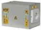 Ящик с понижающим трансформатором ЯТП-0,25 220/24-2 36 УХЛ4 IP30, IEK 0