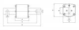 Предохранитель  S3UQ2/110/250A/690V gR (200kA), 4725119, ETI 0