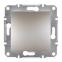 Механизм кнопки 1-клавишной, цвет белый, Asfora, Schneider Electric 0