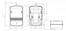 НІК 2102-01.Е2Р1 (2102-01.E2P1 (Житомир) 5(60)А, 1ф, электромеханический  однотарифный) 1