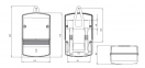 NIK 2100 AP2T.1000.C.11 (2102-01.Е2Т (Одесса) 5(60)А, 1ф, электронный многотарифный) 1