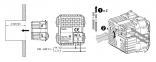USB розетка 2.1A, цвет белый, Unica, Schneider Electric 0