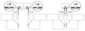 USB розетка 2.1A, цвет белый, Unica, Schneider Electric 2