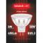Точечная лампа LED лампа 5W мягкий свет MR16 GU5.3 220V (1-LED-289) 2