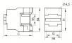 Контактор КМИ-23210 32А 220В/АС3 1з (НВ) IEK 1