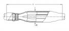 Муфта переходная на 6-10кВ TRAJ-12/1x150-240-CEE01 RAYCHEM 0