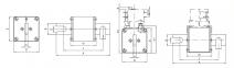 Предохранитель  S3UQ01/80/710A/690V aR (200kA), 4385129, ETI 0