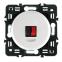Лицевая панель для розетки акустическая, цвет белый, Legrand Celiane 3