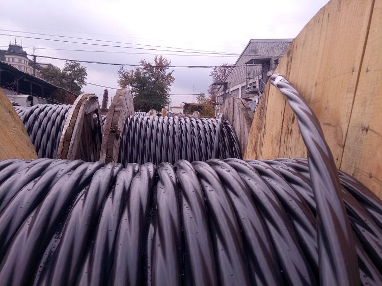Силовой тип кабелей, где используется