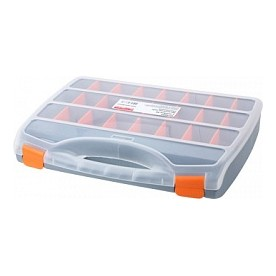 Органайзер-кейс пластиковый, 460х360х80мм