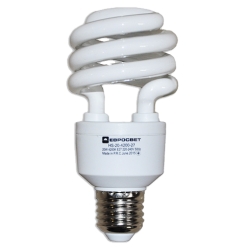 Лампа энергосберегающая FS-25-4200-27 220-240, Евросвет