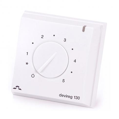 Терморегулятор Devi DEVIReg 130 от +5 до +45 °C (140F1010)
