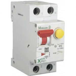 Дифференциальный автомат PFL7 1+N, 20A, 30mA, х-ка С, 10кА, тип G-DE Eaton | Moeller, 263551