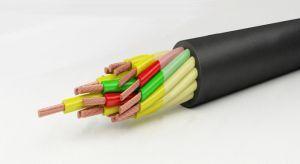 Силовой гибкий кабель РПШ 5х2,5 (5*2,5)