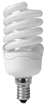 Лампа энергосберегающая 20W E27 FC-111 4000K, Electrum