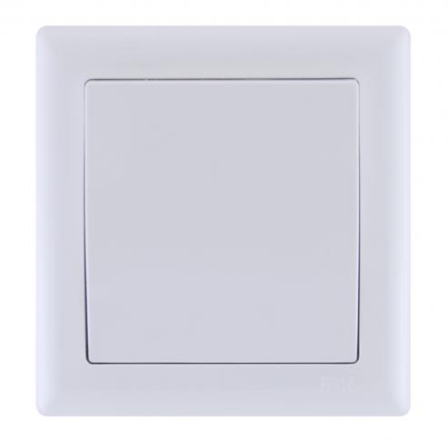 Переключатель на два направления 1кл серия ВП01-02-0-ББ BOLERO (белый), IEK