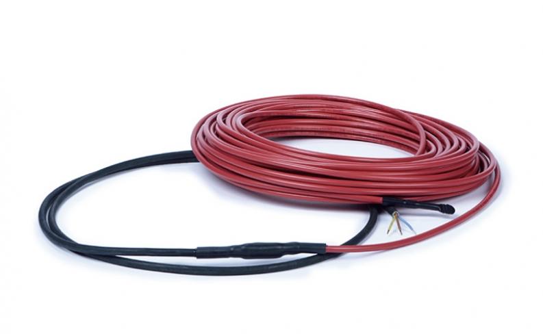 Двухжильный нагревательный кабель DEVIflex 18T (DTIP-18), 22 м, 395 Вт (140F1238)