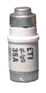 Предохранитель D0 2 gL/gG 40A 400V (E18), 2212007, ETI