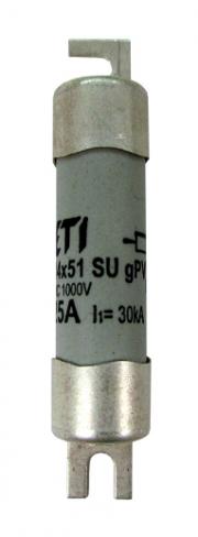 Предохранитель CH SU 14x51 gPV 20A 1000V (10kA), 2637307, ETI