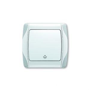 Кнопочный выключатель Carmen Plus Viko