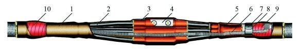 Муфта соединительная 1СТп-5 (4/70-120)