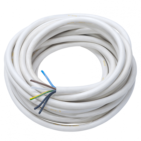 Медный провод ПВС 4х0,5   кабель ПВС 4*0,5