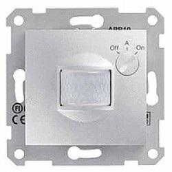 Механизм ИК датчика 320Вт , цвет алюминий, Sedna, Schneider Electric