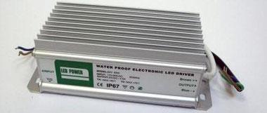 Негерметичный блок питания 10А 250W 12V (DC)