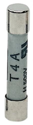 Мини-Предохранитель CH  6,3x32 HT   630mA 500V, 6710317, ETI