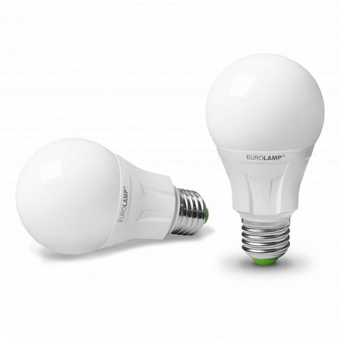 LED Лампа TURBO NEW диммируемая A60 10W E27 4000K (50) EUROLAMP LED-A60-10274(T)