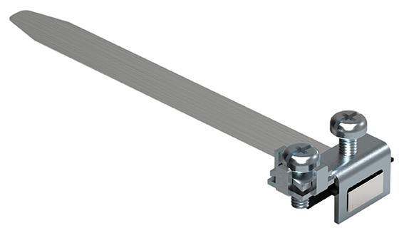 Хомут заземляющий на трубу до d 54мм NG9022, DKC