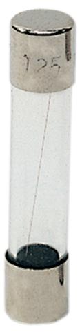 Мини-Предохранитель CH  6,3x32 T    50mA 250V, 6710088, ETI