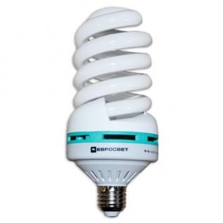 Лампа энергосберегающая HS-45-4200-27, Евросвет