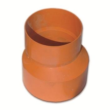 Соединительная муфта-редукция для дренажных труб, 160-200 мм 24200, DKC