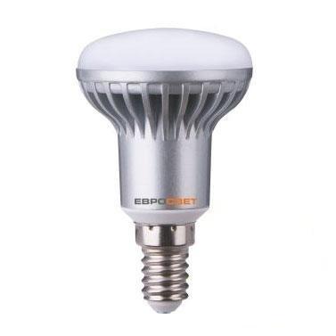 Лампа светодиодная R50-5-4200-14 5вт 170-240V, Евросвет
