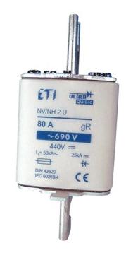 Предохранитель  S3UQU/110/400A/690V aR (50kA), 4335111, ETI