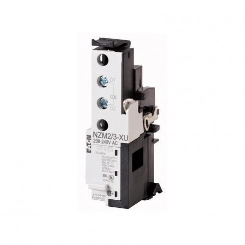 Расцепитель минимального напряжения 240 В АС NZM2/3-XU208-240AC для LZM3, Eaton (259499)