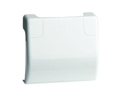 Тройник для к/к 70х22 и 90х25мм, белый RAL 9016, DKC