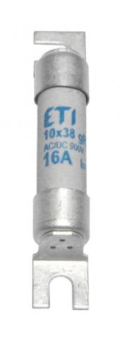 Предохранитель CH SU 10x38 gR-PV  4A 900V (30kA), 2625311, ETI