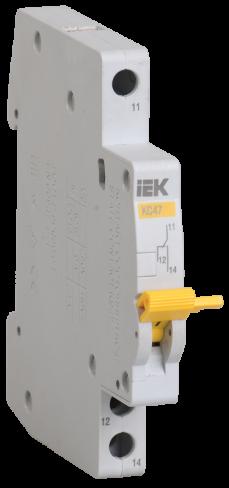 Контакт состояния КС-47 новая серия (сигнальный) на DIN-рейку, MVA01D-KS-1, ІЕК