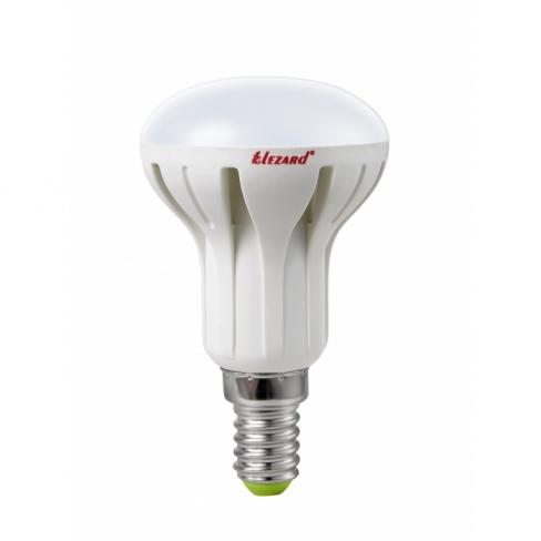 442-R50-1405 Лампа светодиодная LED REFLECTOR R50  5W 4200K E14 220V 25шт/100шт, Lezard