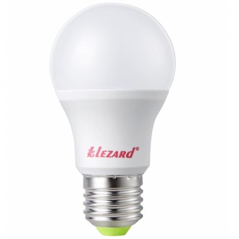 Лампа LED GLOB A45 5W 4200K E27 220V, Lezard