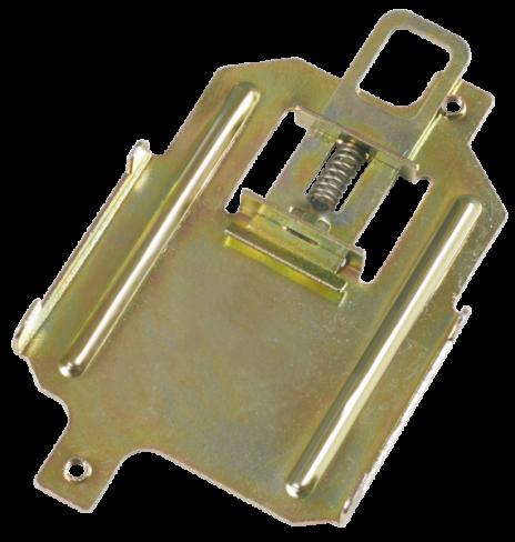 Скоба для крепления на DIN-рейку RCS-2, IEK
